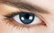 цветни лещи BLUE
